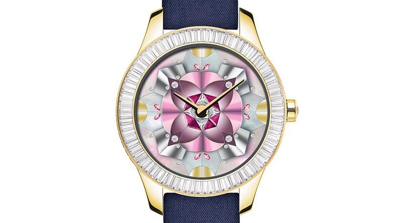 Dior Grand Soir Kaleidiorscope watches-baselworld 2016- 8 versions-
