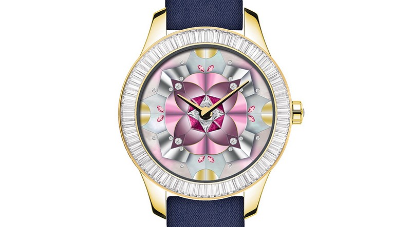 Dior Grand Soir Kaleidiorscope watches-baselworld 2016- 8 versions-