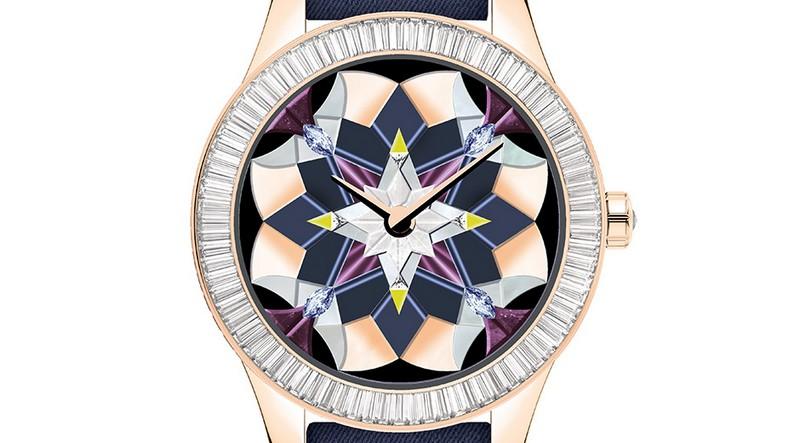 Dior Grand Soir Kaleidiorscope watches-baselworld 2016- 8 versions