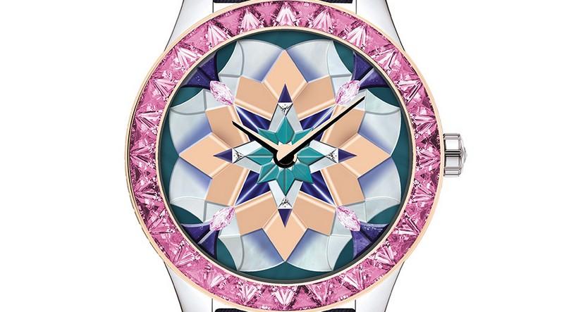 Dior Grand Soir Kaleidiorscope watches-baselworld 2016
