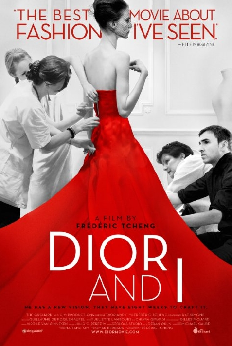 Dior & I documentary - poster