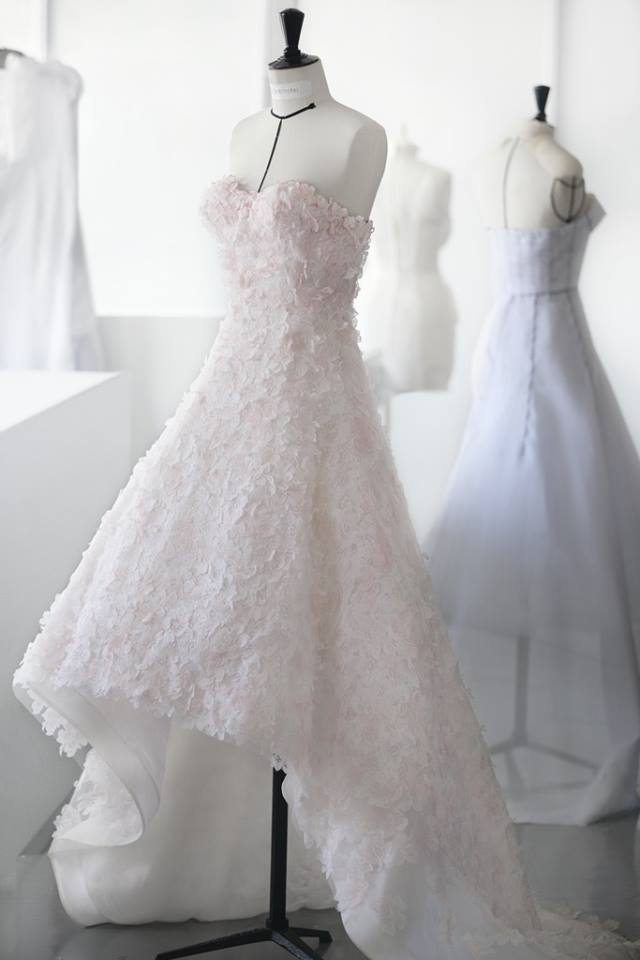 Dior atelier - Raf Simons for Natalie Portman in the latest Miss Dior film,