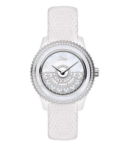 Dior watches Baselworld 2015-white
