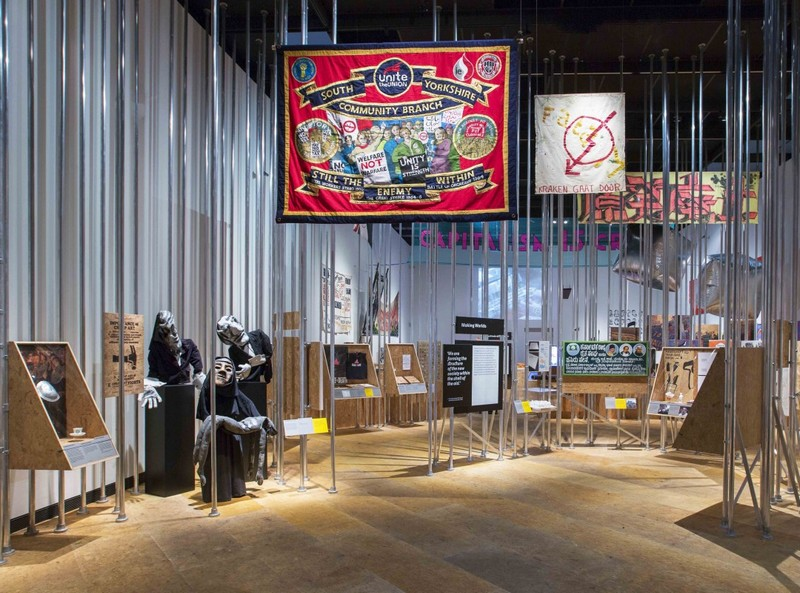 Disobidient Objects VandA Museum