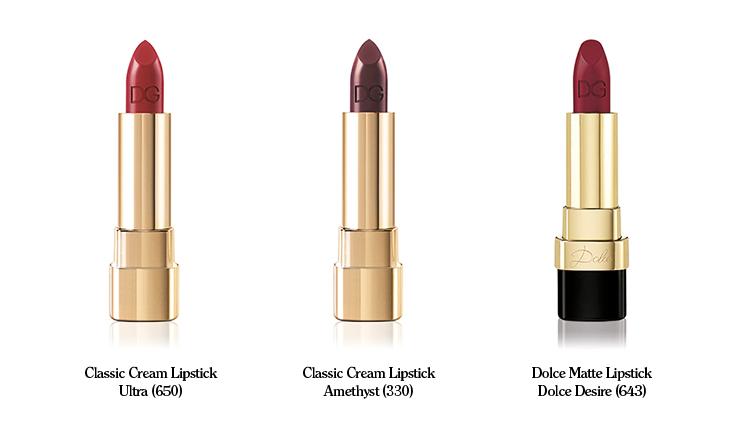 Dolce & Gabbana summer-makeup-2015-lips