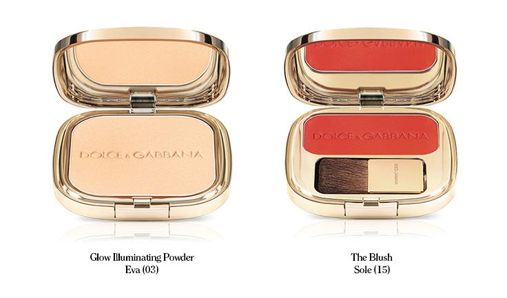 Dolce & Gabbana summer-makeup-2015