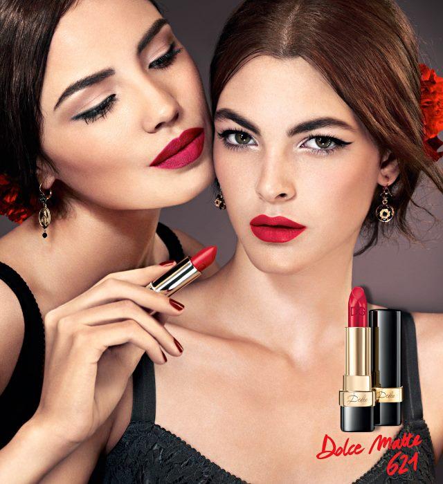 Dolce&Gabbana Dolce Matte Lipstick