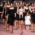 Dolce&Gabbana Winter 2016 Women's Fashion Show-