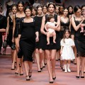 Dolce&Gabbana Winter 2016 Women's Fashion Show-