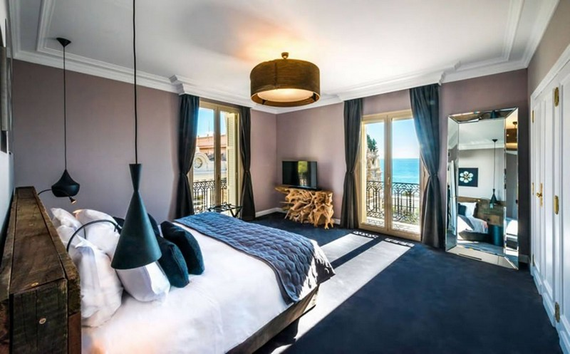 Dom Perignon ephemeral suite at the Hôtel de Paris Monte Carlo 2016--