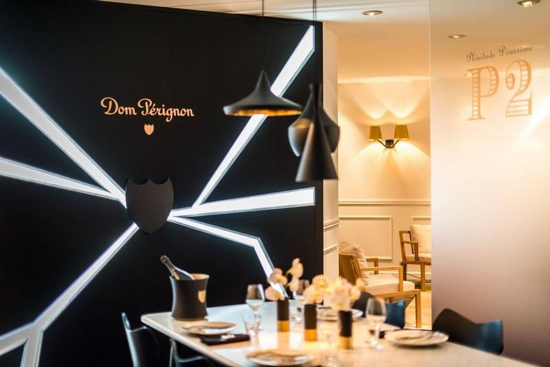 Dom Perignon ephemeral suite at the Hôtel de Paris Monte Carlo 2016