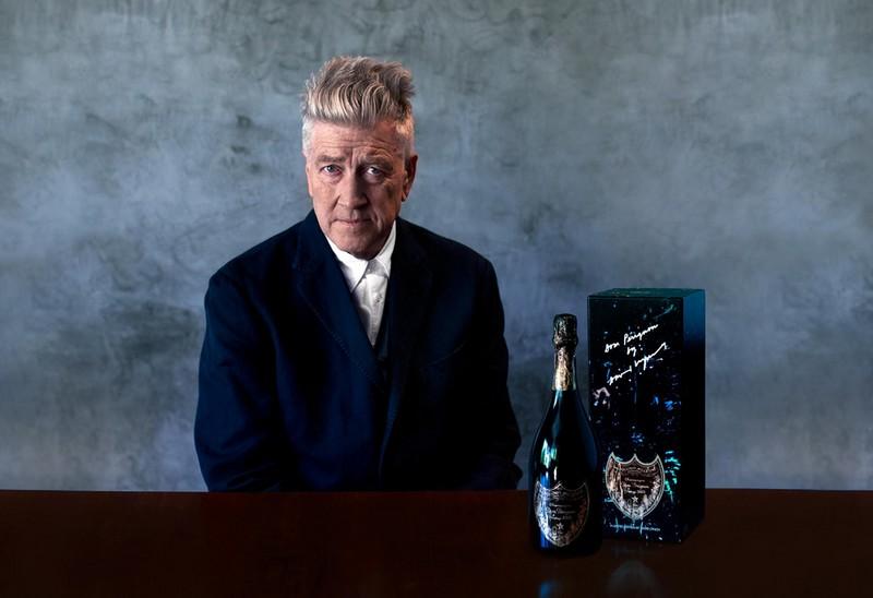 Dom-Perignon_DAvid lynch-champagne-bottle