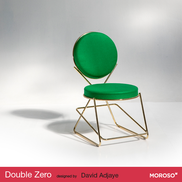 Double Zero - designed by David Adjaye — at Moroso.