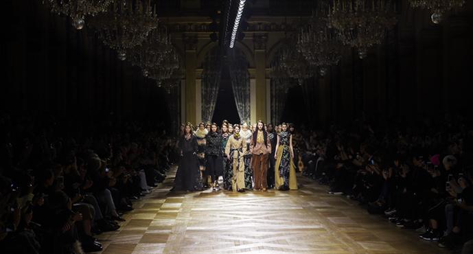 Dries Van Noten Womenswear show - Fall Winter 2015 - 2015