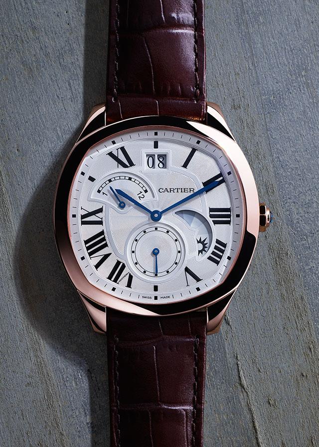 Drive de Cartier watch collection 2016-