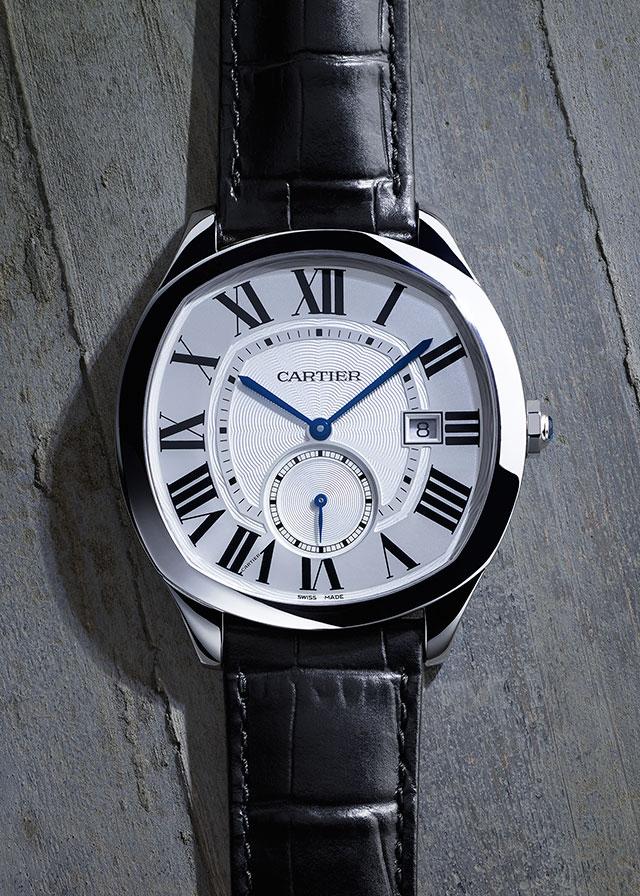 Drive de Cartier watch collection 2016