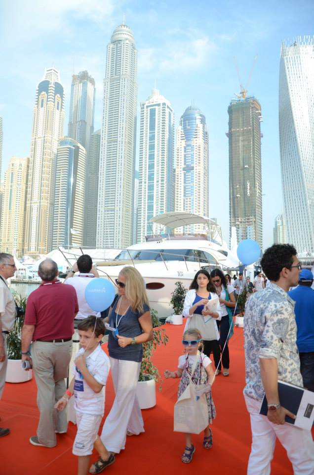 Dubai International Marine Club in Mina Seyahi