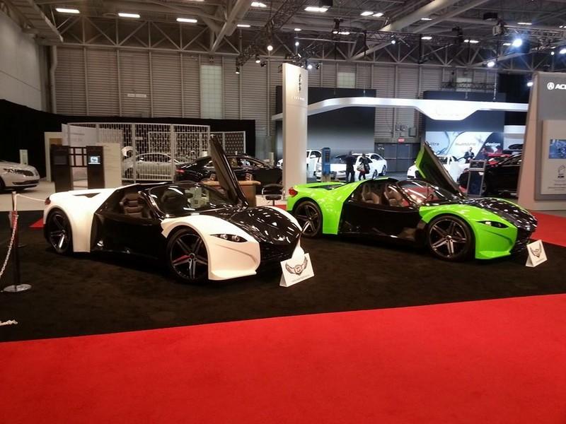 Dubuc Motors Tomahawk-