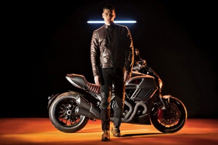 Ducati, Diavel and Diesel: The details cannot fail to captivate connoisseurs of special bikes