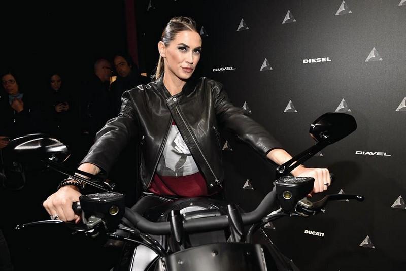 Ducati Diavel Diesel – Never Look Back event