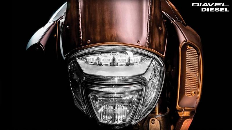Ducati Diavel Diesel – Never Look Back