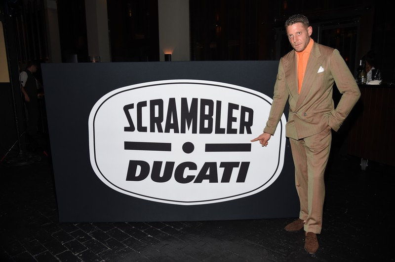 Full Take, MMS Only: Italia Independent X Ducati Celebrate The Launch Of The Scrambler Ducati