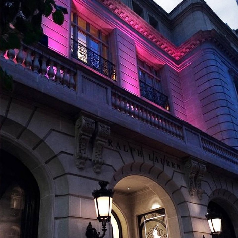 during-the-month-of-octoberralph-lauren-womens-flagship-in-nyc-lights-up-pink-to-support-rlpinkpony-and-the-fight-against-cancer