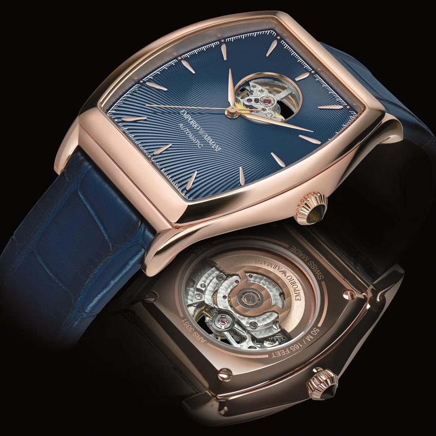 EMPORIO ARMANI Classic ARS3351 watch