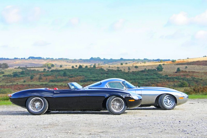 Eagle E-Types Spyder GT-