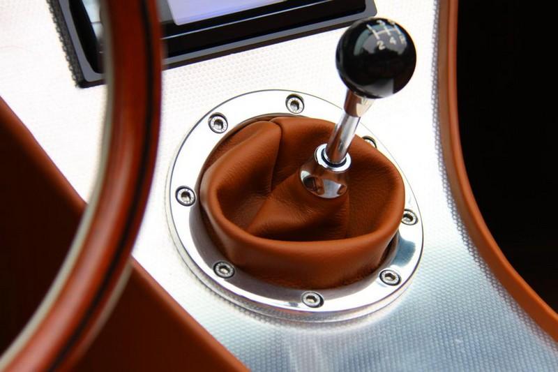 Eagle E-Types Spyder GT- details