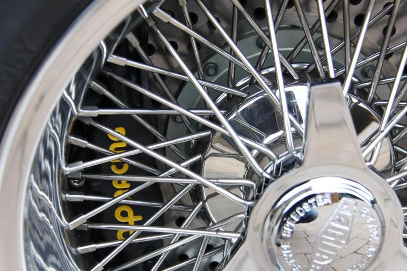 Eagle E-Types Spyder GT- wheel details