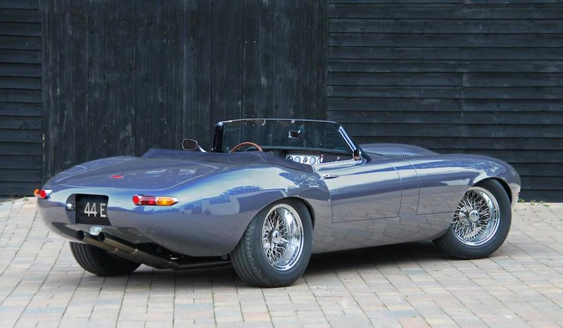 Eagle E-Types Spyder GT