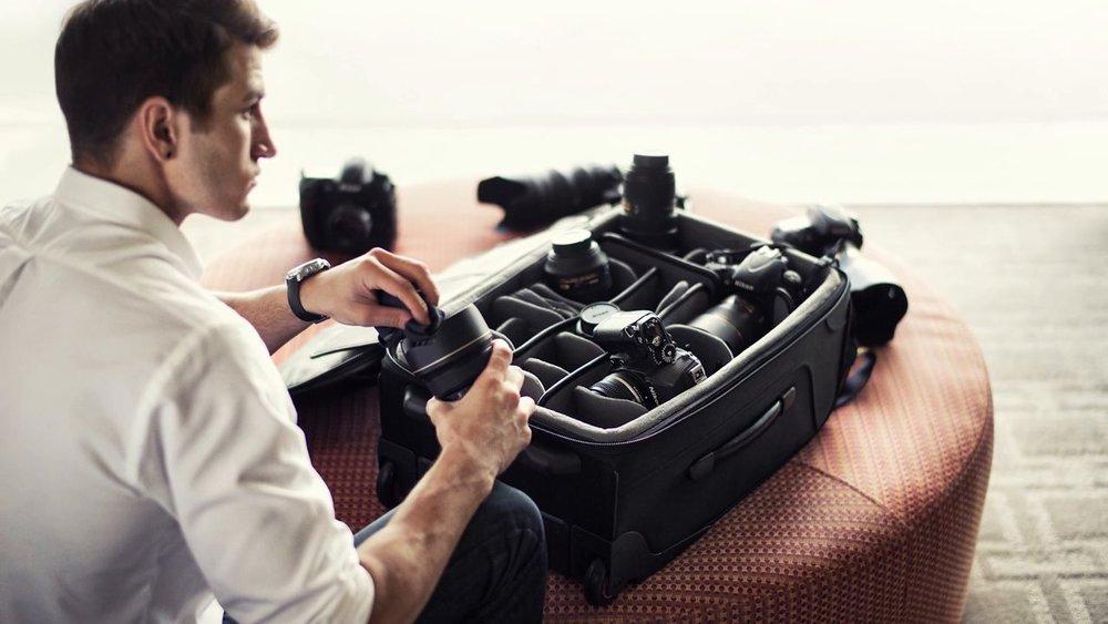 Echelon - Lowepro luxury collection-