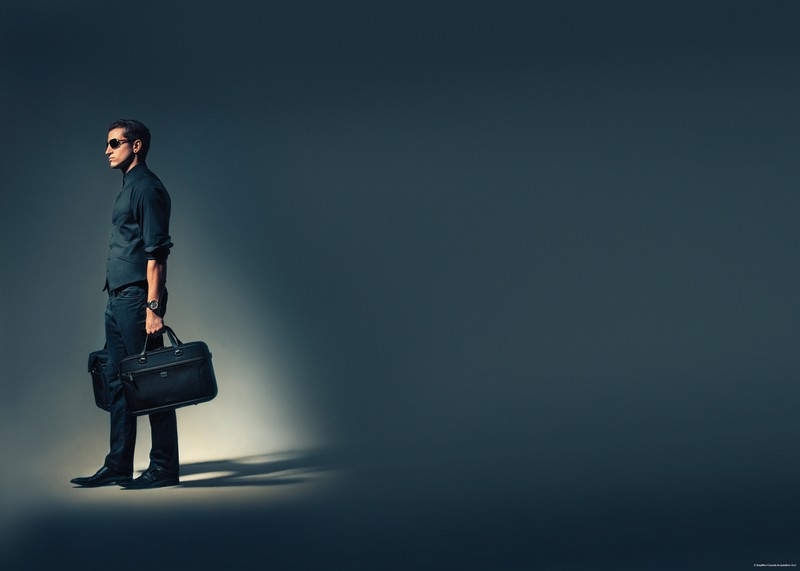 Echelon - Lowepro's finest expression of protective construction and crafted luxury-2015 Limited Edition -