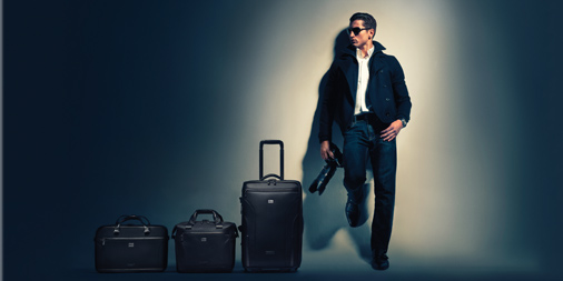 Echelon - Lowepro's finest expression of protective construction and crafted luxury