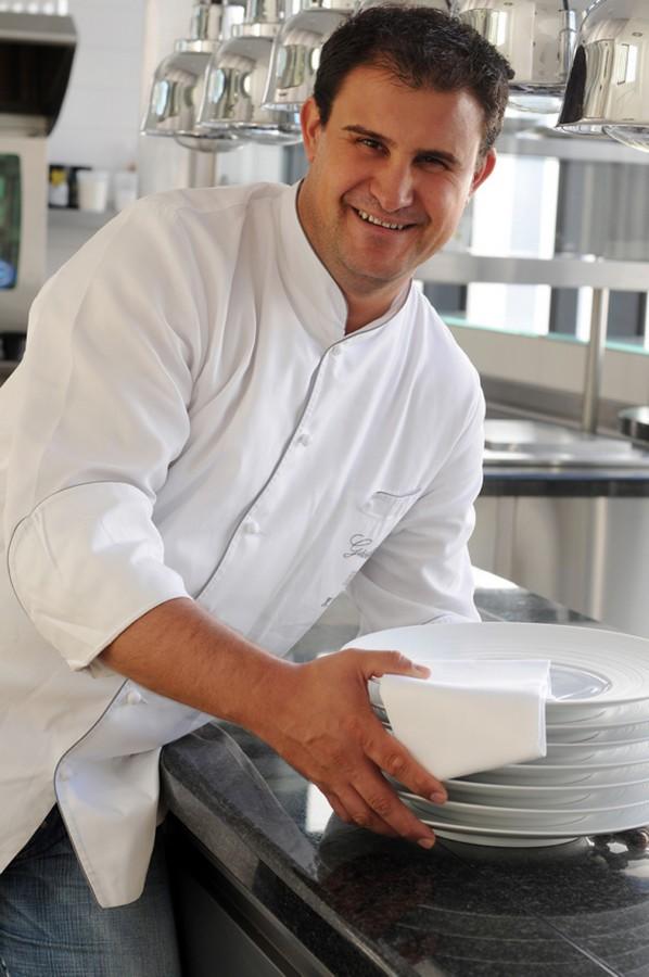 Eckart Witzigmann Award 2015 - Klaus Erfort Eckart 2015 for te Art of Living Pillars of the new German Gastronomy