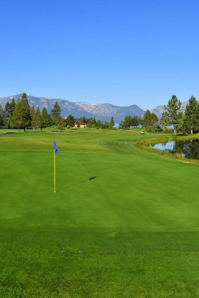 Edgewood Tahoe Golf Course-
