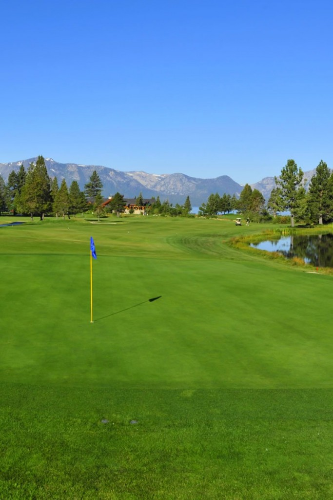 Edgewood Tahoe Golf Course-