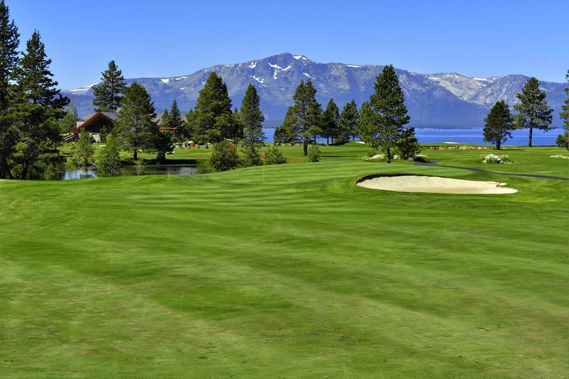 Edgewood Tahoe Golf Course--