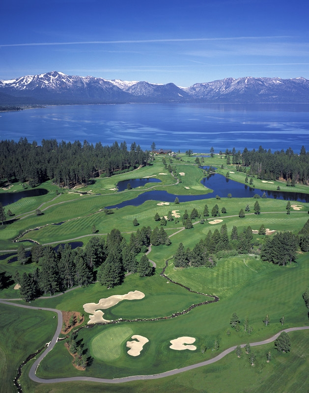 Edgewood Tahoe Golf Course is Now Open for the 2016 Season