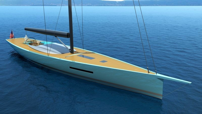 Egoist - a new stunning yacht concept by Philippe Briand-