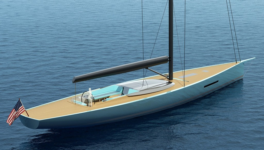 Egoist - a new stunning yacht concept by Philippe Briand--