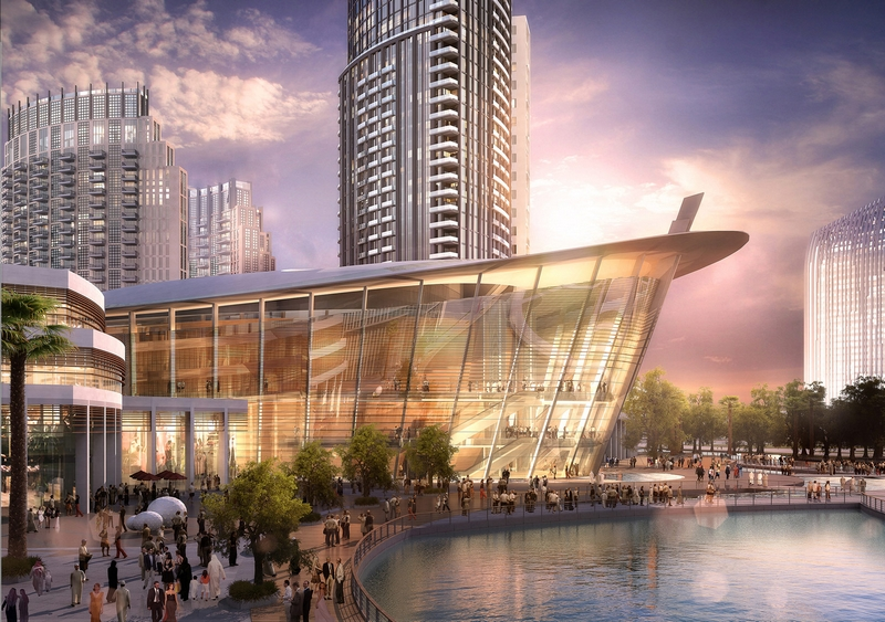 Emaar Dubai Opera--