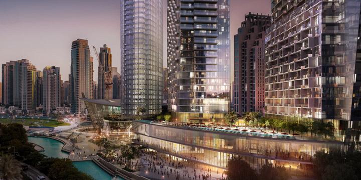 Emaar Dubai Opera