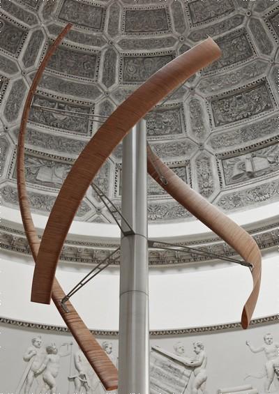 Enessere Hercules Wind Generator-work of art