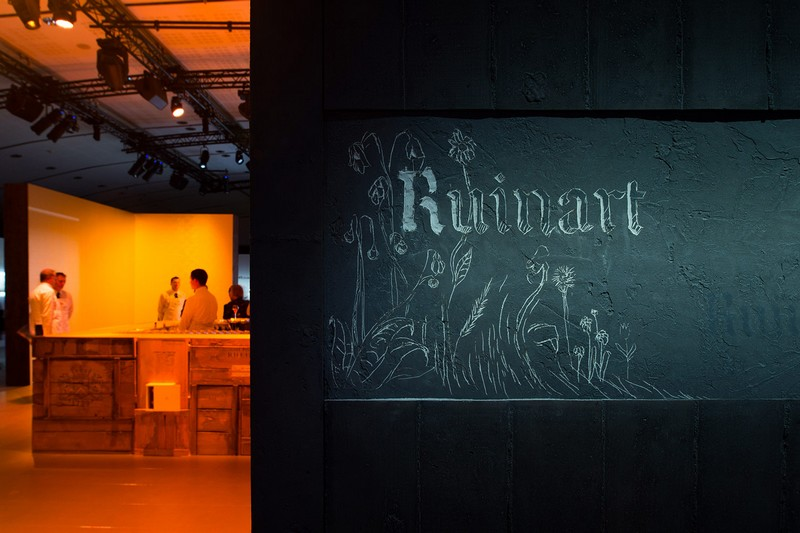 Erwin Olaf for Ruinart 2016 collaboration-