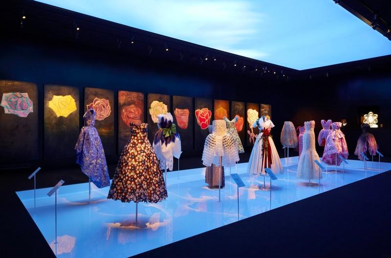 Esprit Dior Exhibition 2015--