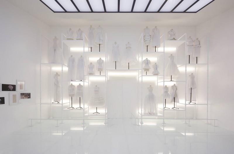 Esprit Dior Exhibition 2015