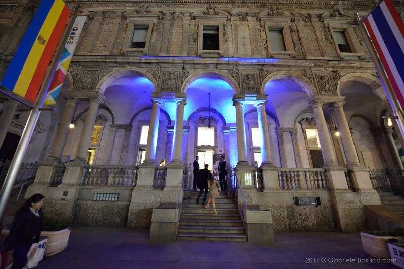 Esxence - The Scent of Excellence 2016 Palazzo dei Giureconsulti
