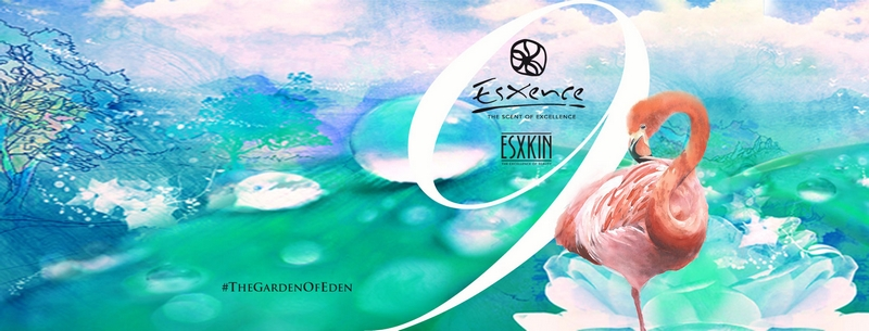 Esxence - The Scent of Excellence 2017 garden of eden